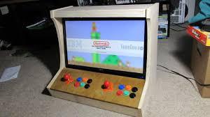 diy arcade cabinet kits more barcade 12