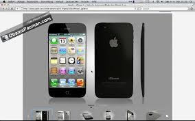 """Video Fake iPhone 5 Design """"Leaked"""" by Apple Store"""