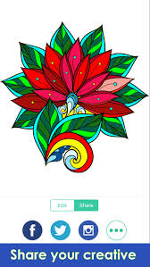 Recolor Coloring Book For Adults ME Pages On The App