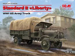 Standard B Liberty, WWI US Army Truck (100% New Molds) » ICM Holding ... Rc4wd Semi Truck Sound Kit Youtube Chevy Sport Pickup Model Truck Kits Hobbydb Fascinations Metal Earth 3d Diy Dennis Tanker 19636 Amt Chevrolet Titan 90 Truck Tractor 125 Scale Sealed Kit Two Ford Kits 2708 Wild Hoss 2707 Super Stones Pickup Model Archives Kiwimill Maker Blog Reserved Important Information An Trucks Standard B Liberty Wwi Us Army 100 New Molds Icm Holding Italeri 124 3899 Iveco Stralis Hiway Plastic Kit 1953 Panel Revell 854189 Shore Patterns Kits 131 The 50s Tow