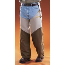 whitewater upland chaps tan 121567 upland hunting clothing at