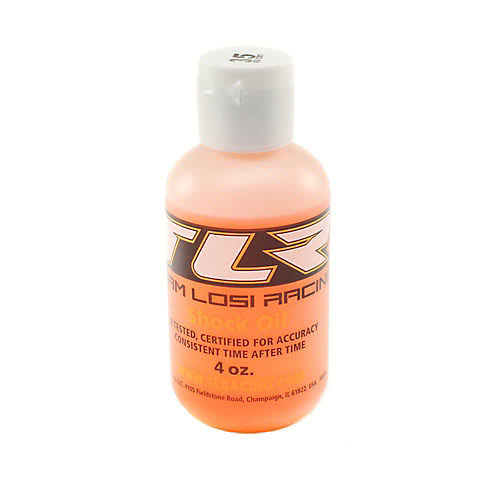 Team Losi TLR 74024 Racing Silicone Shock Oil - 35WT, 4oz
