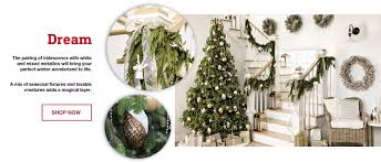 Christmas Tree Shop Middletown Ny by Shop Christmas Decorations At Lowes Com