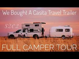 Our New Casita Travel Trailer