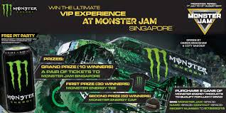 Win The Ultimate VIP Experience At Monster Jam Singapore Damon Bradshaw Who You Will Normally Find Behind The Wheel Of His Home Win Ultimate Vip Experience At Monster Jam Singapore 2017 Energy Truck Suv And Pickup Body Style Doonies 3 Through My Lens 4x4 Chevy Drink Truck 2 The City Grapevines Summe Flickr Allnew Soldier Fortune Black Ops Featuring Driver Tony Ochs