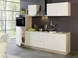 küchenzeile cardiff küche mit e geräten breite 270 cm hochglanz creme