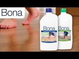 Bona Polish For Laminate Floors by Polishing Hardwood Floors With Bona Youtube