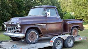 Farm Fresh: 1955 Chevrolet 3100 - Http://barnfinds.com/farm-fresh ... Old Log Truck Cars Trucks Bikes Pinterest Vehicle Barn Pick Em Up The 51 Coolest Of All Time Flipbook Car And Big Fan Small 1987 Dodge Ram 50 Gonna Sell Quick 1974 Toyota Hilux Pickup Pickups With Campers Archives Shelter Blog Best Buy 2018 Kelley Blue Book Twelve Every Guy Needs To Own In Their Lifetime Classic For Sale Classics On Autotrader Little Red Elegant Used Luxury Our New Goodpop Austin Ice Cream 1979 Mini Mot Tax