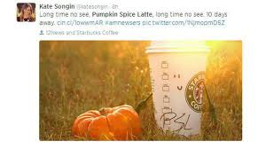 When Are Pumpkin Spice Lattes At Starbucks starbucks pumpkin spice latte returns in summer abc7chicago com