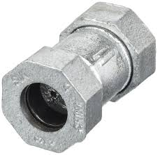 Dresser Couplings For Galvanized Pipe by Ldr 311 Ccl 34 Galvanized Compression Coupling 3 4 Inch Pipe