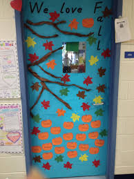 Classroom Door Decorations For Fall Photo 8