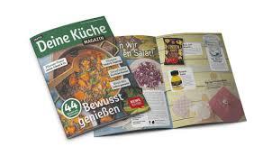 thema rewe deine küche ausgabe 01 2020 rewe markt rudel