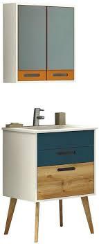 badezimmer malmö 60 cm weiß mehrfärbig
