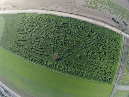Pumpkin Patches In Birmingham Al Area by Best Corn Mazes In The Orange County Area Cbs Los Angeles