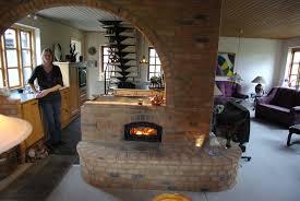 cuisine poele a bois modeles de poeles