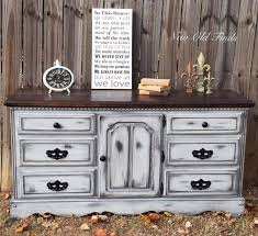 Trendy Idea Distressing Furniture With Chalk Paint Best 25 Grey Distressed Ideas On Pinterest