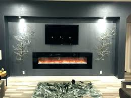 Wall Mount Fireplace In Dining Room Mounted Electric Hung Surrounds Search
