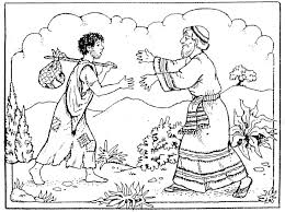 Elegant The Prodigal Son Coloring Pages 76 For Your Picture Page With