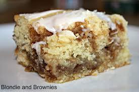 Cinnamon Streusel Coffee Cake – Blon and Brownies