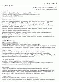 No Resume Sydney by Cover Letter How You Write A Resume How Do You Write A Summary For