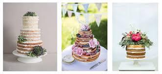 Naked Bare Wedding Cakes Perth Weddings Wa 7660