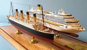 display series olympic lass ocean liner models 1 900