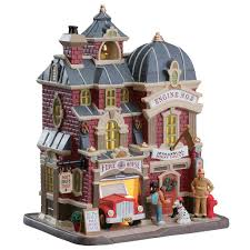 Lemax Halloween Village 2012 by Lighted Buildings Page 2 Gift Spice