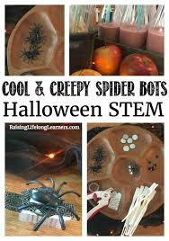 Shake Dem Halloween Bones Download by Cool And Creepy Spider Bots A Simple Halloween Stem Idea For Kids
