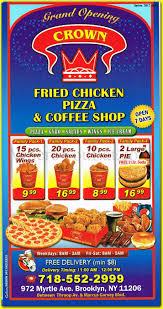 Bed Stuy Restaurants by Crown Fried Chicken Chicken Restaurant In Bedford Stuyvesant