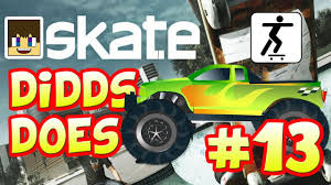 100 Monster Truck Fails SKATE 3 MONSTER TRUCKS FUNNY MOMENTS FAILS PART 13 PewDiePie