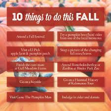Pumpkin Farms In West Michigan by 10 Things To Do This Fall In Kalamazoo Michigan Discover Kalamazoo