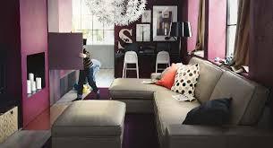 wohnzimmer design ideen ikea lila haus storchennest