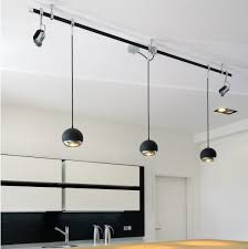 Awesome Pendant Track Lighting Exposed Bulb Pendant Track Lighting