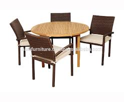 Outdoor Garden Resin Wicker Rattan Patio Teak Wood Dining Chairs And Table  Furniture - Buy Rattan Chair,Outdoor Chair,Dining Chairs And Table Product  ... Adams Manufacturing Quikfold White Resin Plastic Outdoor Lawn Chair Semco Plastics Patio Rocking Semw 5 Pc Wicker Set 4 Side Chairs And Square Ding Table Gray For Covers Sets Tempered Round 4piece Honey Brown Steel Fniture Loveseat 2 Sku Northlight Cw3915 Extraordinary Clearance Black Bar Rattan Small Bistro Pa Astonishing And Metal Suncast Elements Lounge With Storage In