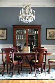 Formal Dining Room Color Ideas Traditional Colors Gray Blue