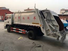 China Garbage Truck, Garbage Truck Manufacturers, Suppliers ...