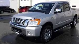 Used Nissan Cars And Trucks For Sale In Maryland 2012 Nissan Titan SV 4WD #  DX40237B