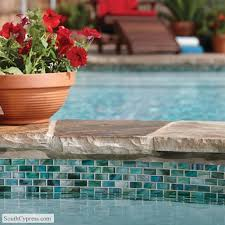 Glass Tile Mosaics For A Pool