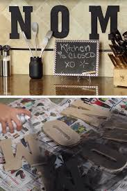Chalkboard Paint Decor Set
