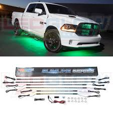 LEDGlow 6pc Green SMD LED Slimline Truck Underbody Underglow ... Wheel Offset 2011 Toyota Tacoma Super Aggressive 3 5 Suspension Lift Golf Cart Underglow Led Kit Single Color Boogey Lights Love That Underglow Duramax Gm Trucks Pinterest Tacoma 7 New Version 50 Smd Strip Under Car Truck Ledglow 6pc Green Smline Underbody Underglow Lighting Kits 4 Pods Rock Ampper Waterproof Neon 132 Snap Tite Freightliner With Trailer 85 1981in Model Pod Mini Rgb Kit Bluetooth App Control Light Oracle Chaing Illumination Used Video Game Trailers Vans For Sale Part 2