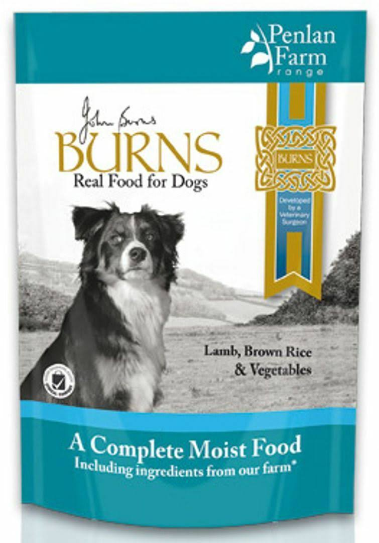 Burns Pet Nutrition Penlan Farm Range Complete Dog Food - Lamb, Rice & Vegetable