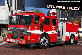 100 Fire Truck Template MTL Improved Model AddOn Liveries