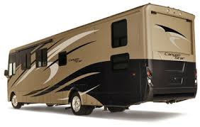 Manufacturer Of High Quality Class A Motorhomes And Fifth Wheels Has Designed The Ultimate Gas Toy Hauler Floorplan For Adventurous RVer
