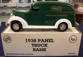 ERTL - 1938 1/25 Panel Bank Truck - JC Whitney - Locking Coin Bank ... Jc Whitney Adventure Tour 2018 Truck Youtube Liberty Classic Model A And Similar Items Sick Muscle Burnout At The Car Show 2015 Startseite Facebook 1969 Co Imported Catalog No 5 Volkswagen Volvo Win A Or Jeep Makeover Worth Up To On Twitter Craig Ws Awesome 1979 Silverado C10 Giant Celebrates Its Ctennial Hemmings Daily Will Be Unveiling Wrench Ride Winners The Coupon Code Jc Whitney Citroen C2 Leasing Deals