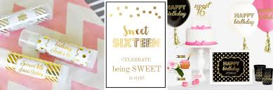 Finding Birthday Party Decorations For Sweet 16 Parties Or Quinceaneras Is Simpler Than You Think Check Out Wedding Favorites Collection Of And