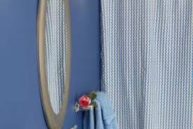 Spring Loaded Curtain Rods by How To Install Spring Loaded Shower Curtain Rods Home Guides