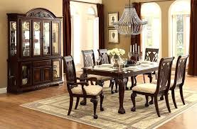 Full Size Of Formal Dining Room Sets With Buffet Black And Cherry Table Leaf Ethan Allen
