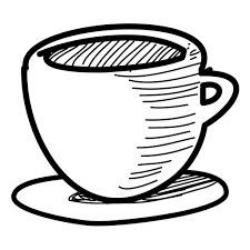 Tea Cup Drawing At GetDrawings