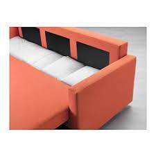 friheten sleeper sofa skiftebo dark orange ikea