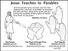 Lesson 7 Jesus Teaches In Parables